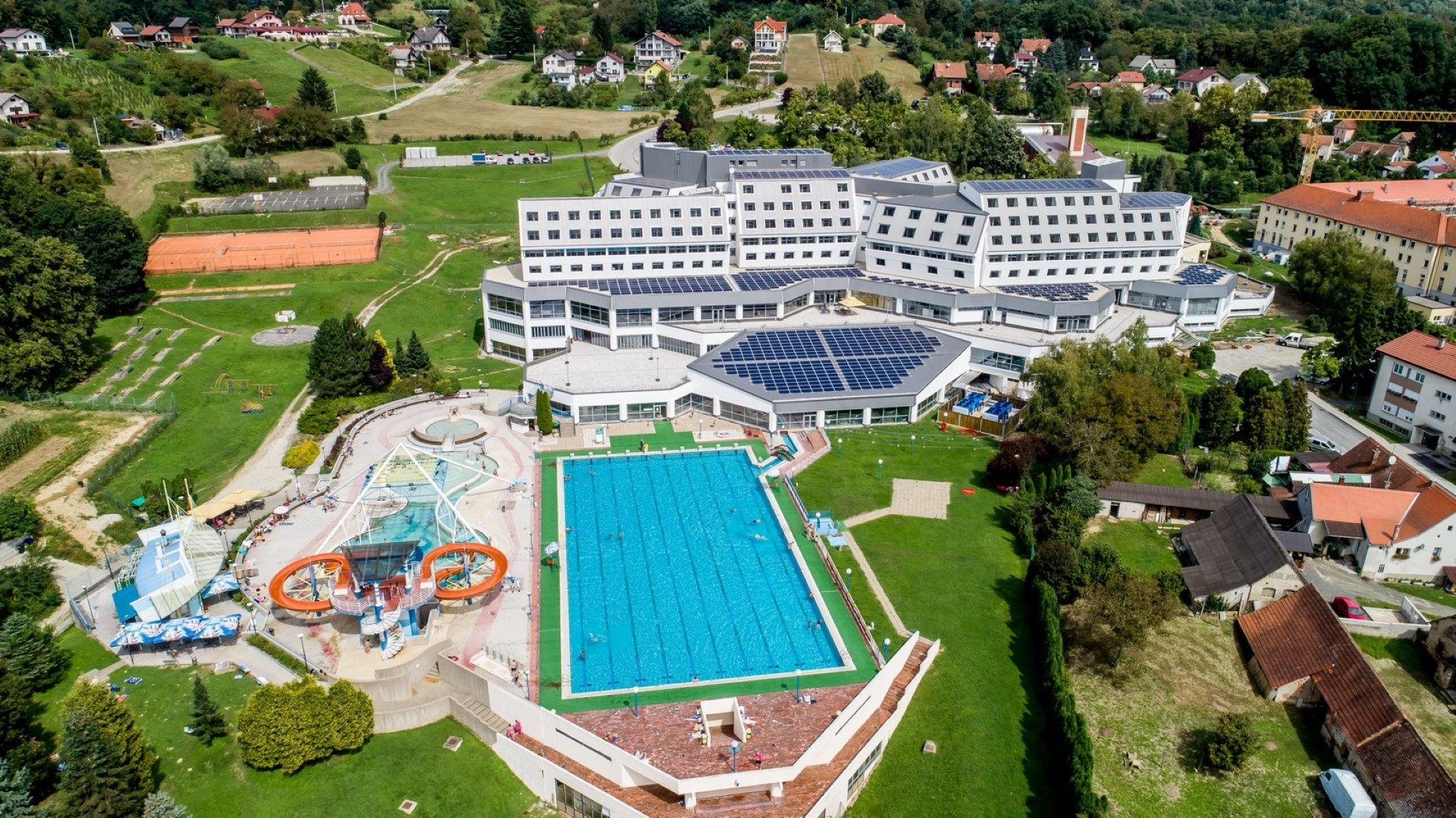 18.Spa resort varazdinske toplice