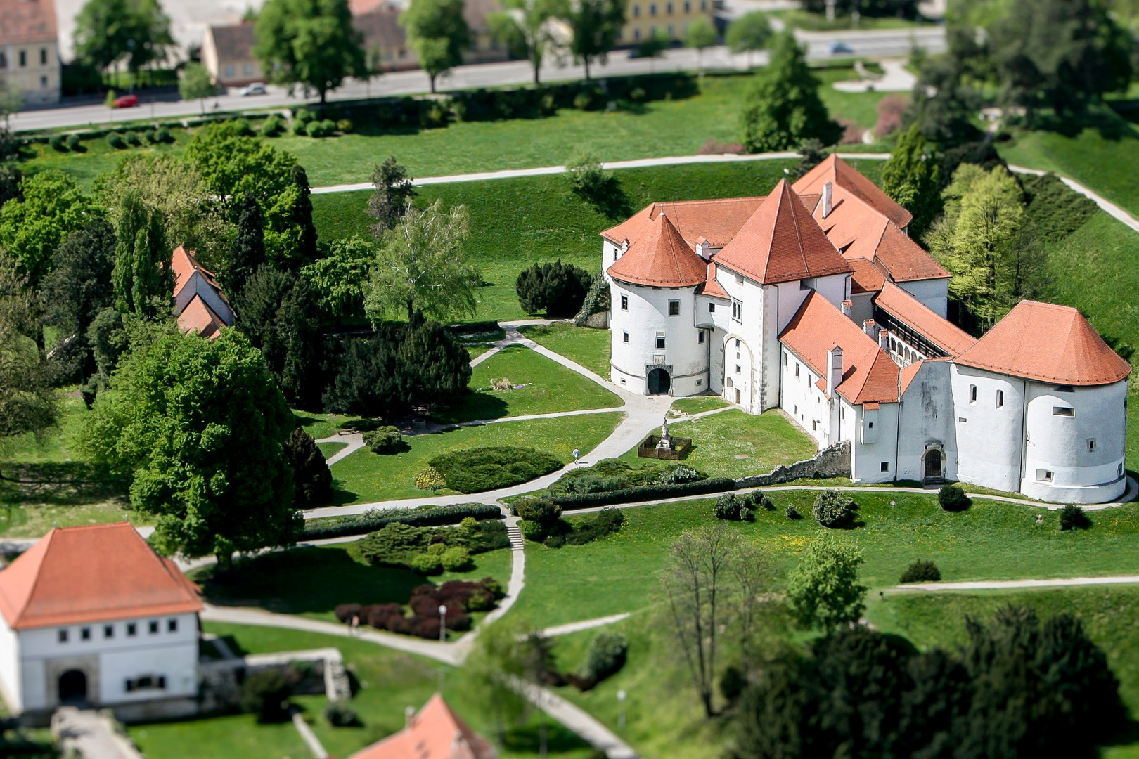 6.old city varazdin castle
